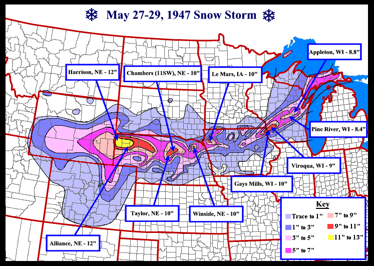 May 27-29_1947 Snow Storm