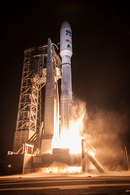Photo Credit: ULA/NOAA Satellites
